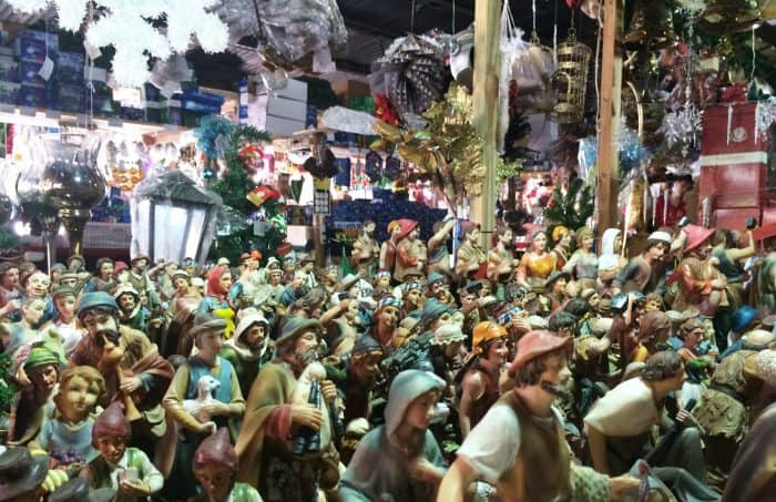 Bethlehem villagers nativity figurines