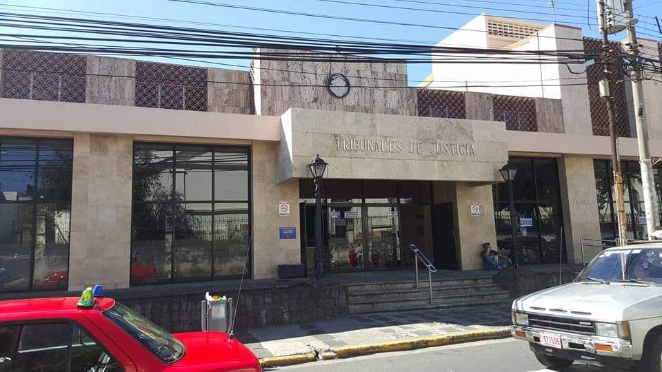 Heredia Courthouse; Costa Rica child pornography
