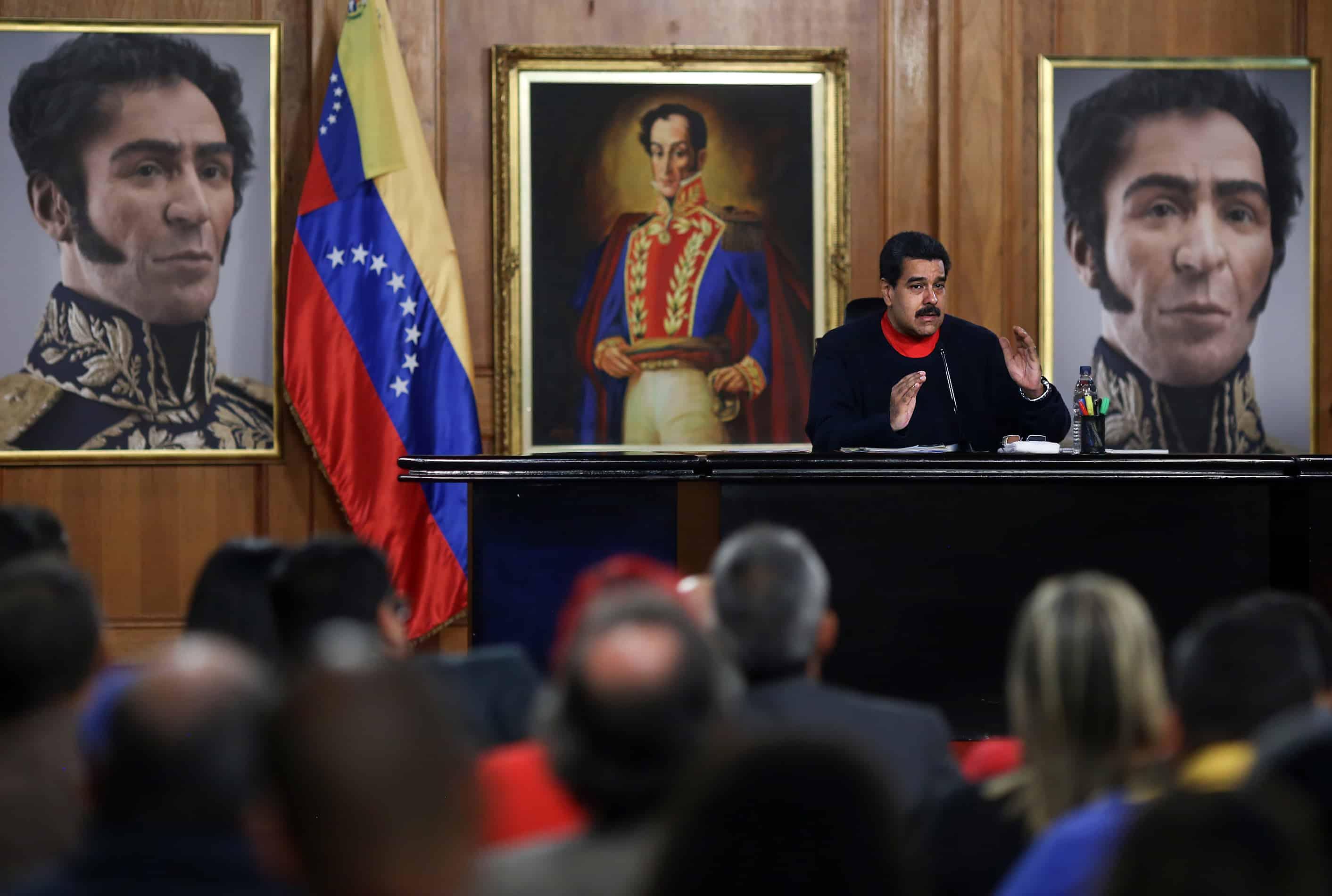 Venezuela analysis, Nicolás Maduro