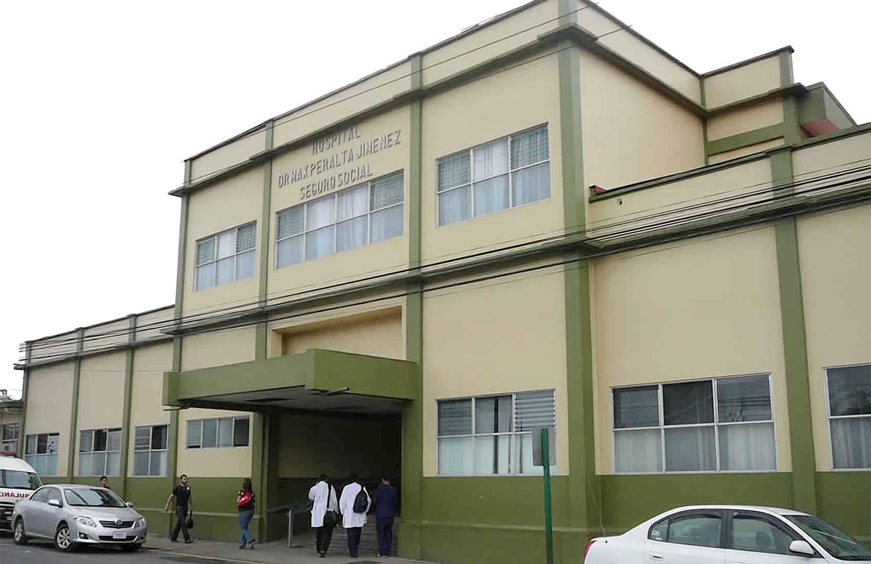 Dr. Max Peralta Hospital, Cartago