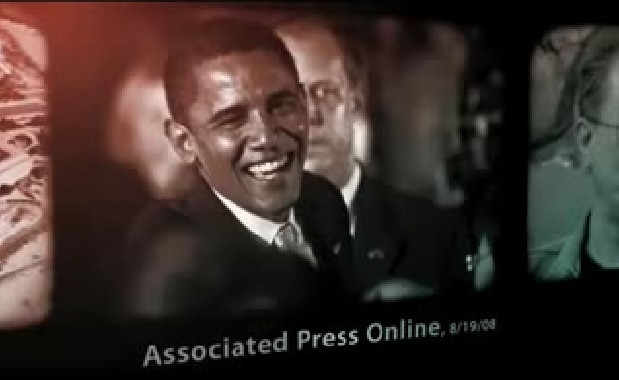 Republicans 2008 ad against Obama