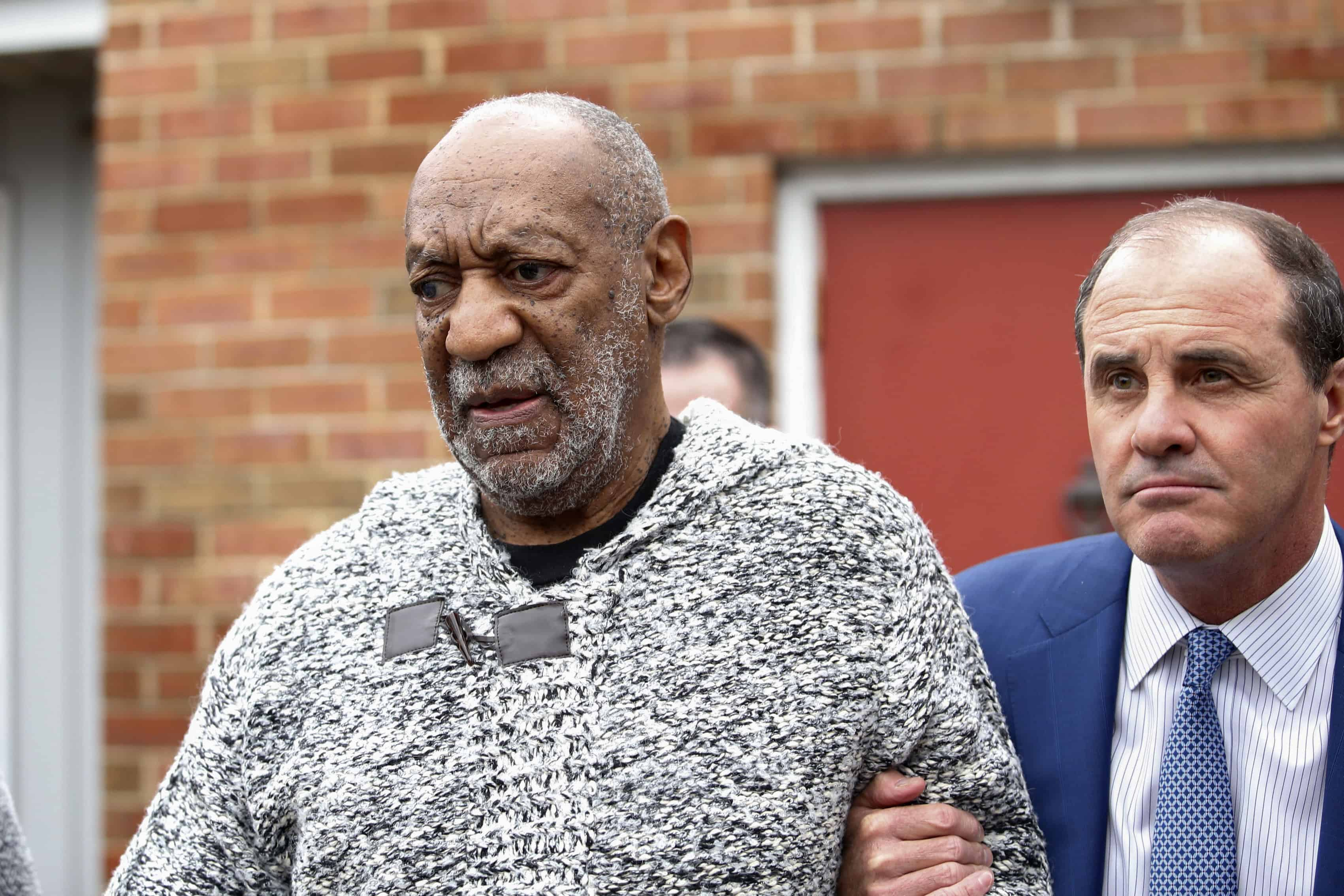Bill Cosby arraignment