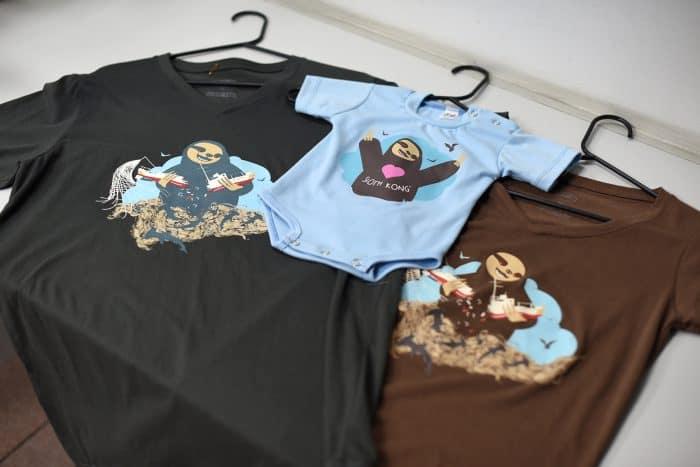 Gift Sloth Kong during this holiday season! Alberto Font/The Tico Times