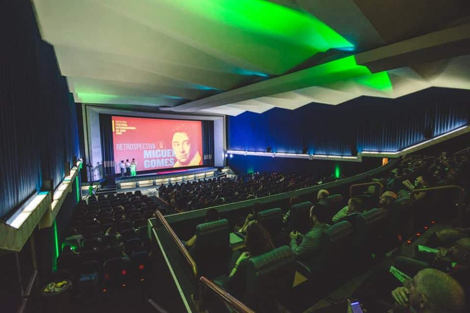 The Festival Internacional de Cine in San José.