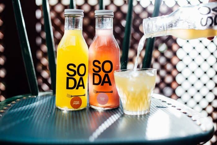 Gift Tierra Viva's delicious organic sodas this holiday season. [Via Facebook]