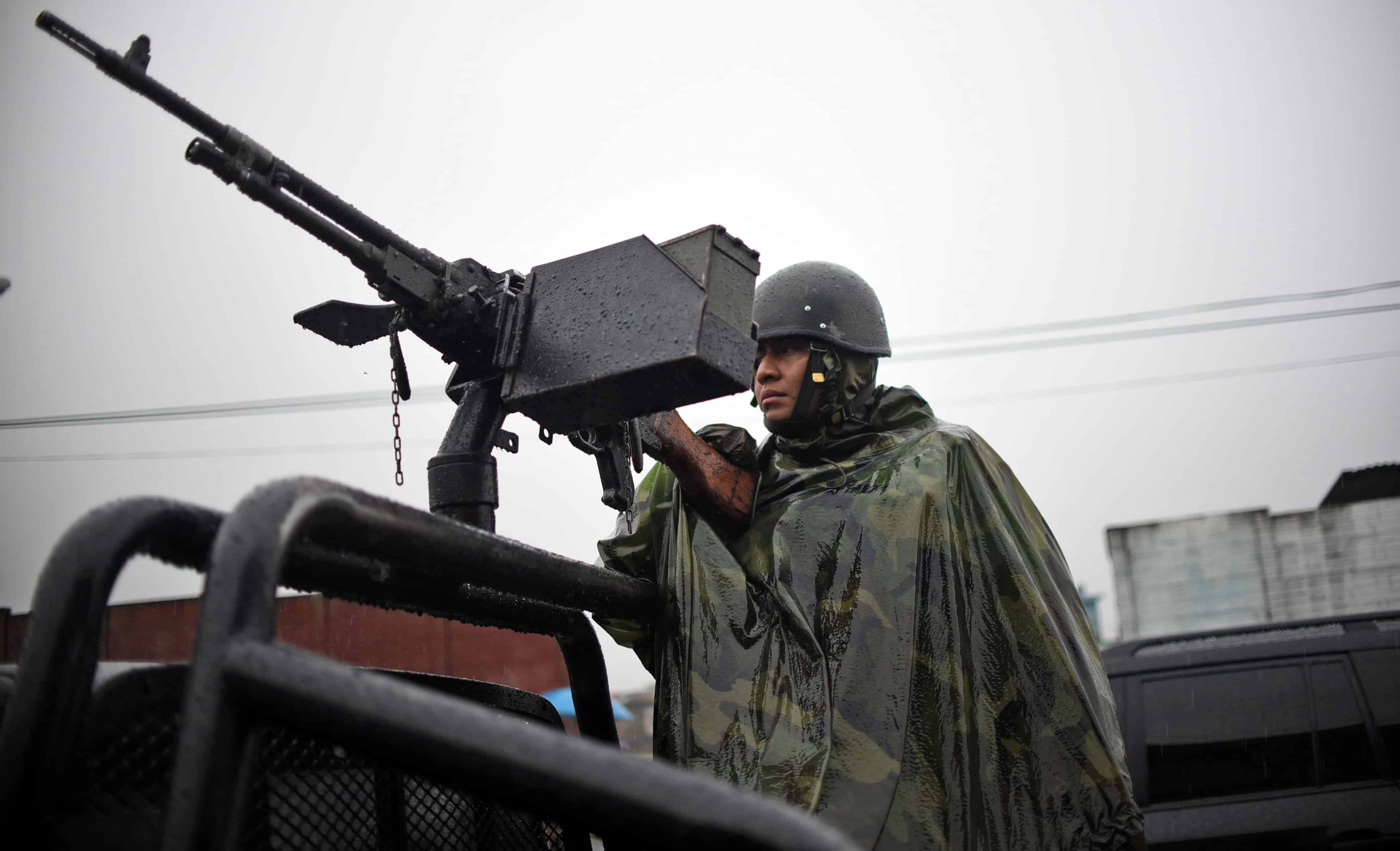 Northern Triangle violence: Guatemala