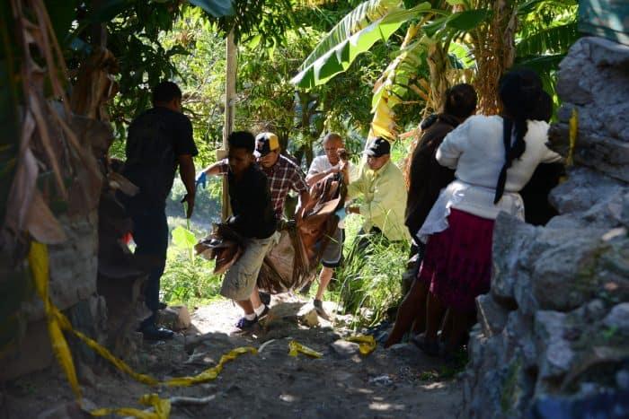 Northern Triangle violence: Honduras
