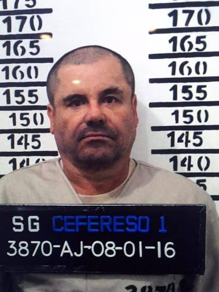 "Joaquín ""El Chapo"" Guzmán Loera"