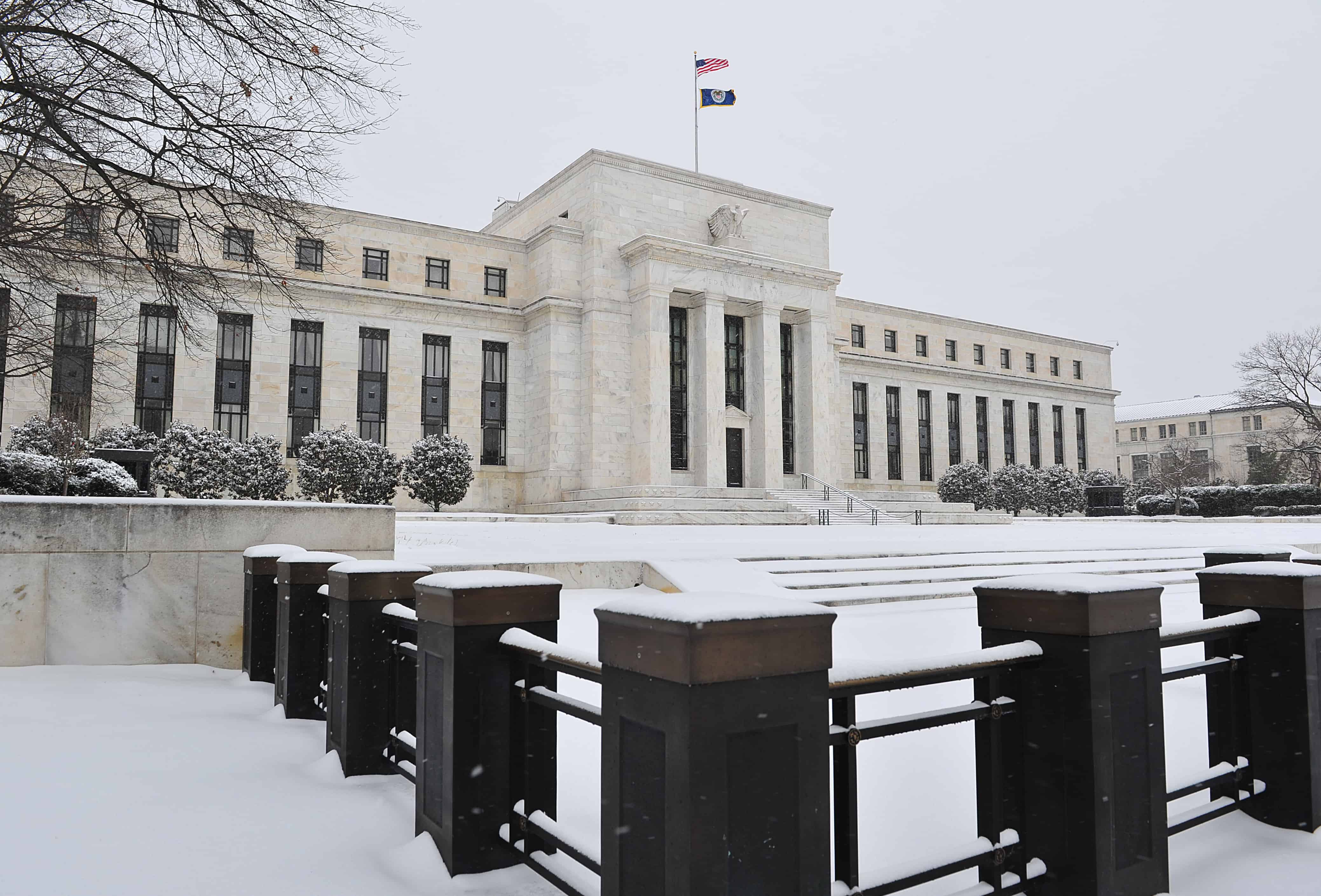 U.S. Federal Reserve building | Economy