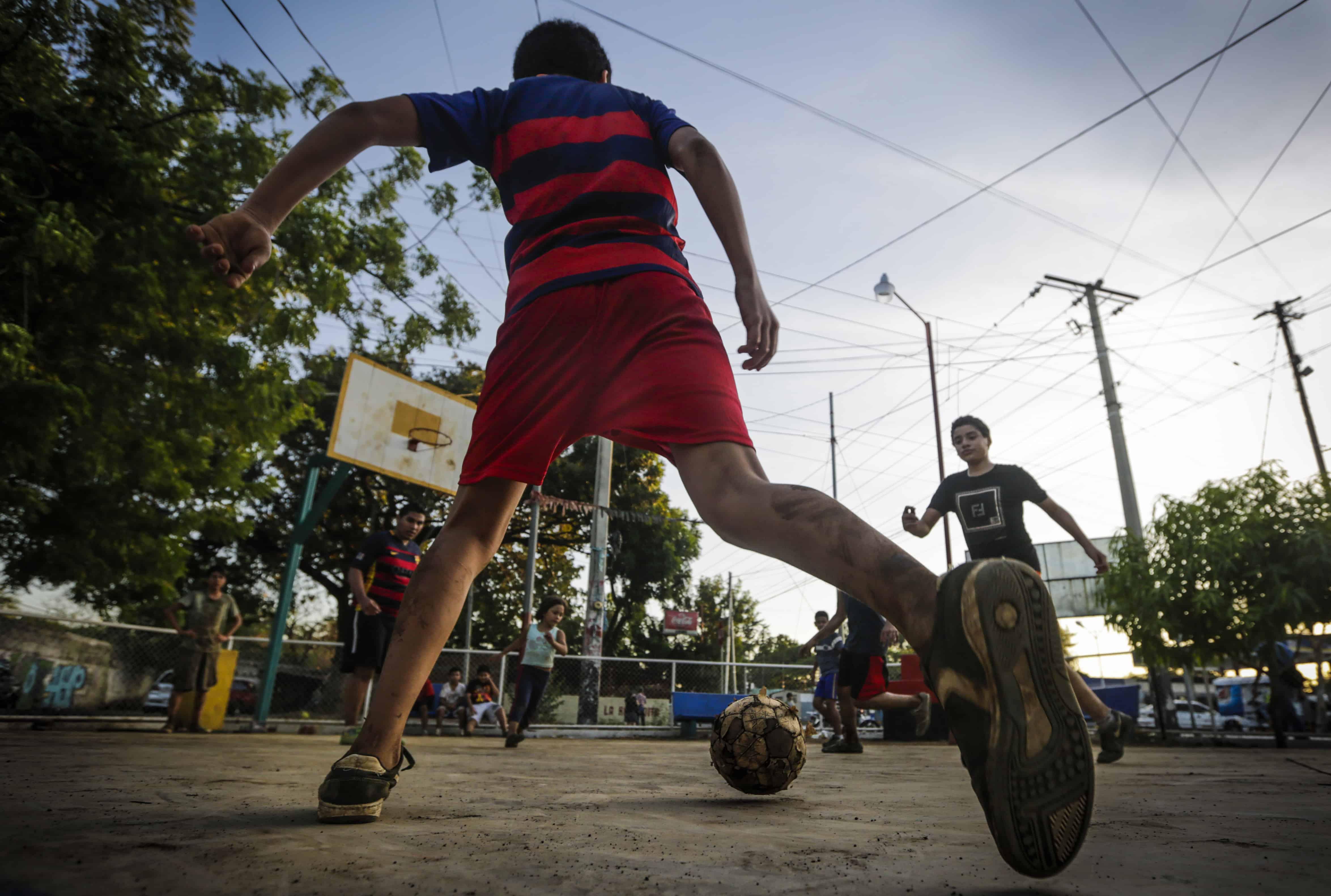 Nicaragua football