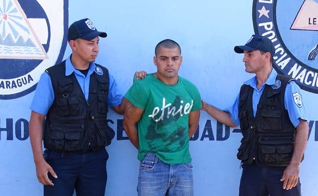 Adrián Salmerón Silva; Costa Rica crime
