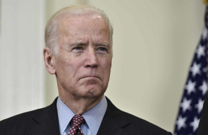 U.S. Vice President Joe Biden.