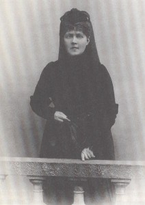 Elisabeth Förster-Nietzsche, 1894.