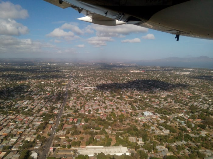 Hello, Managua!