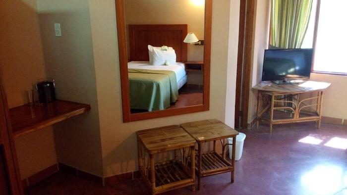 Room at El Velero.