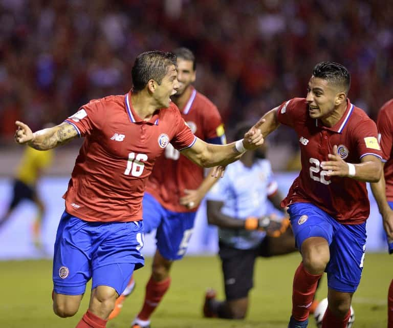 Costa Rica football vs Jamaica