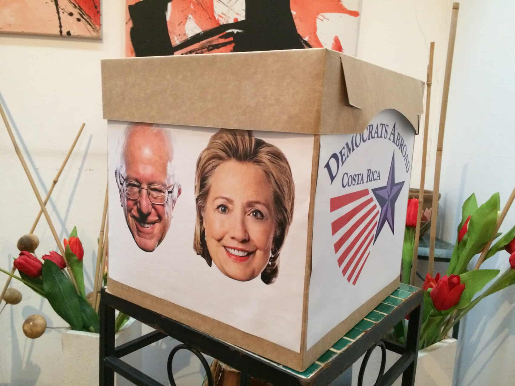 ballot box | Democrats Abroad