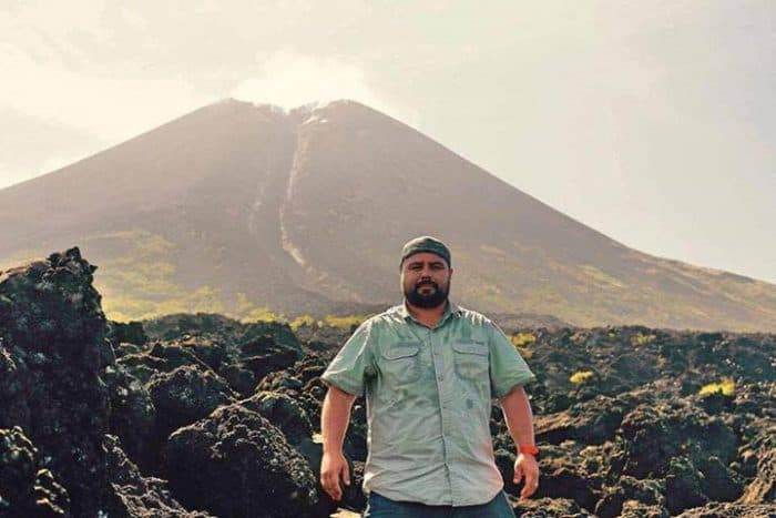 Momotombo Volcano, Nicaragua