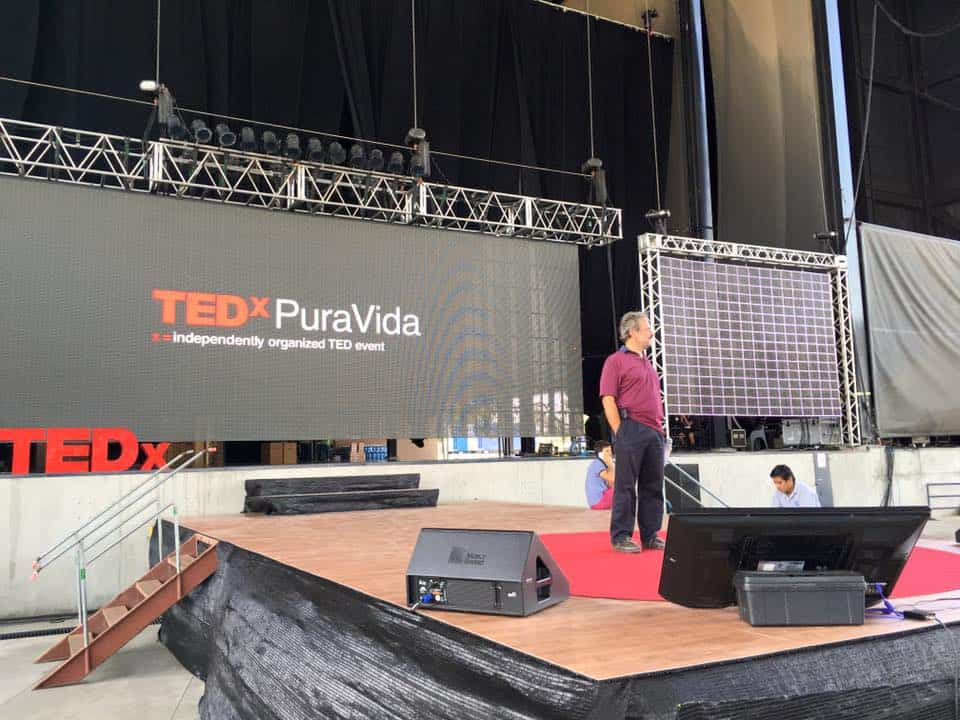 TEDx Pura Vida 2016