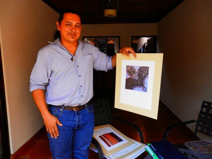 Juan Carlos Chavarría.