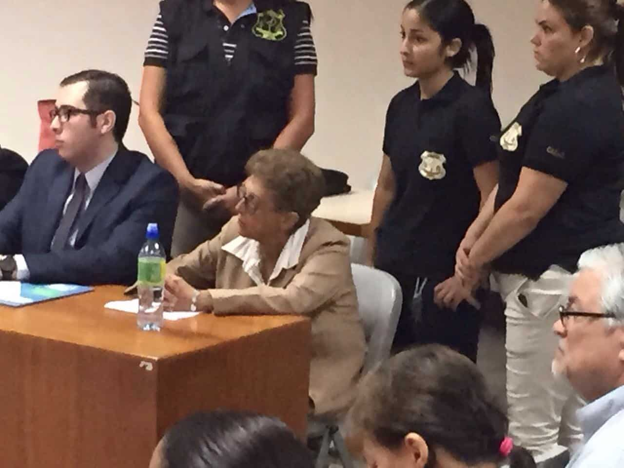 Rosa Elena Gamboa; Costa Rica drug trafficking