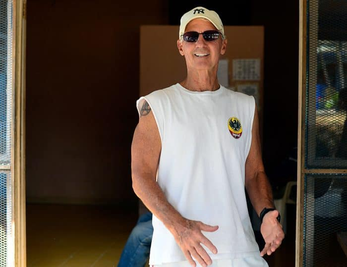 Cuba Dave in La Reforma prison