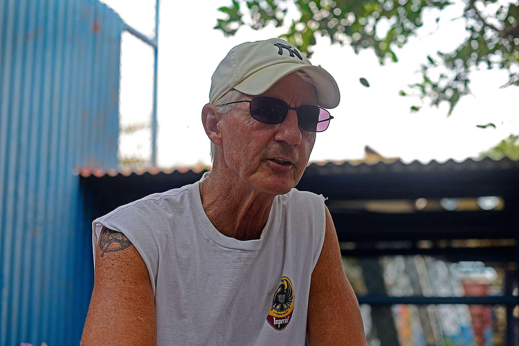 Costa Rica sex tourist Cuba Dave in La Reforma prison