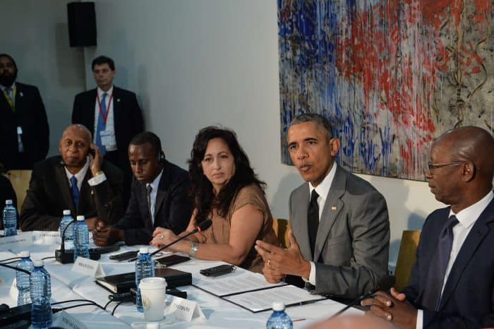Obama in Cuba | Meeting with dissidents
