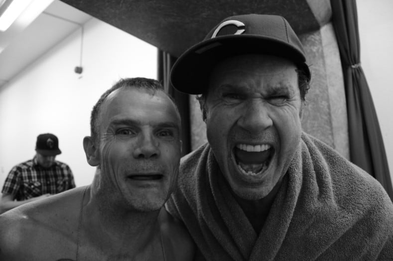 Red Hot Chili Peppers will play Lollapalooza