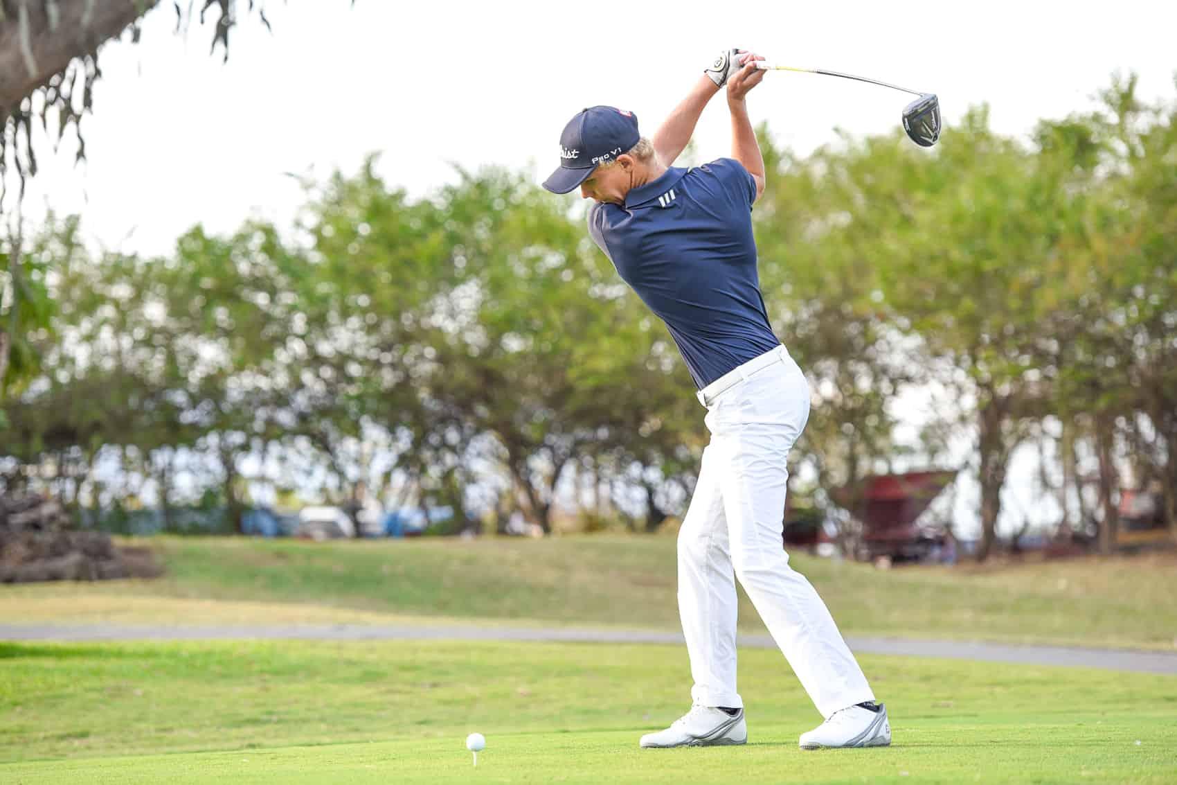 Paul Chaplet swing