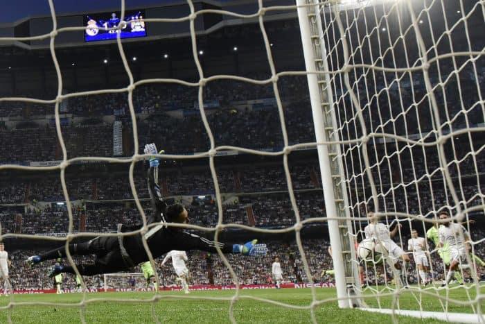 Keylor Navas Real Madrid UCL semis