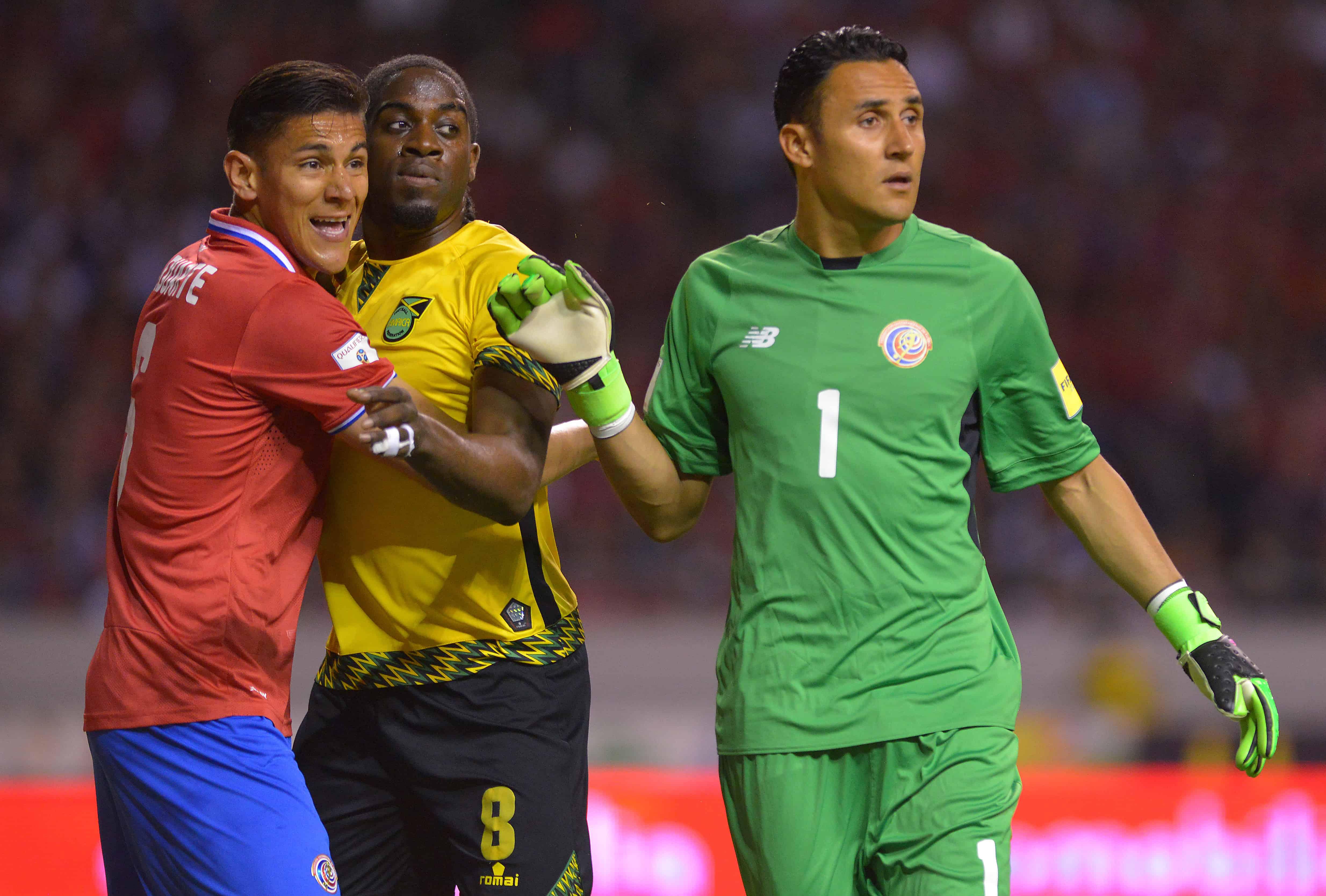 Copa America roster