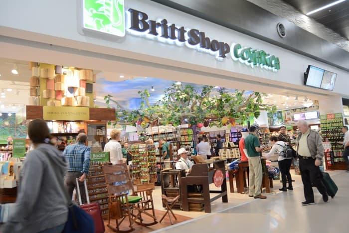 Britt Shop Costa Rica.