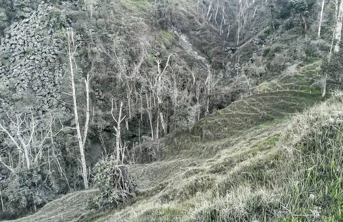 Turrialba Volcano, May 19, 2016.