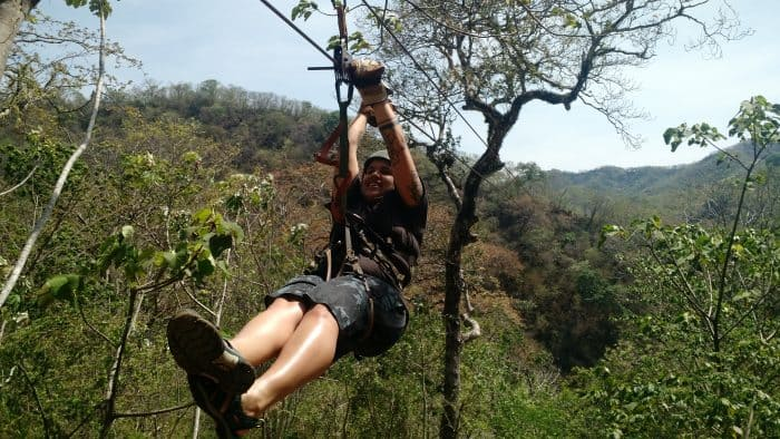 Nosara canopy tour