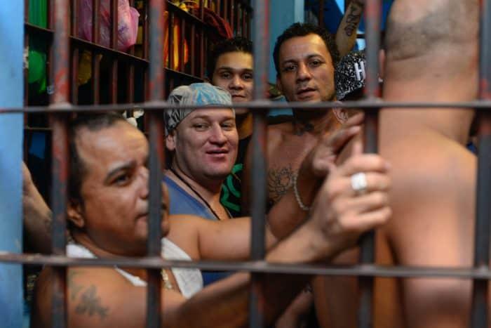 Costa Rica San Sebastián prison