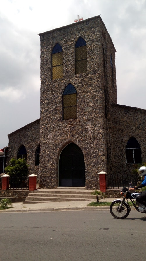 Church in Salitral.