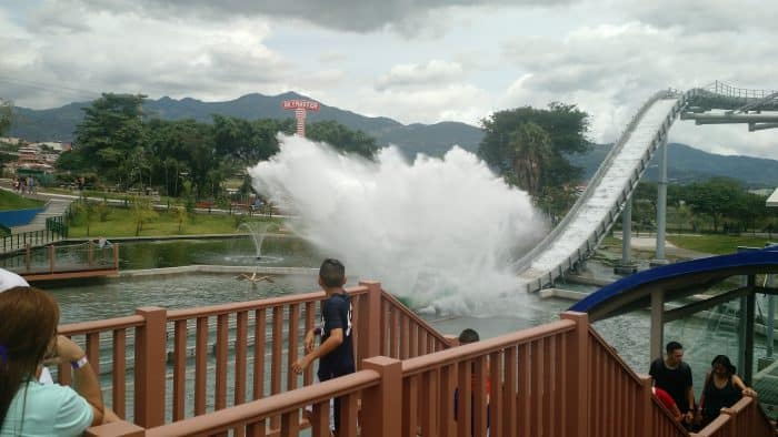 Costa Rica's National Amusement Park