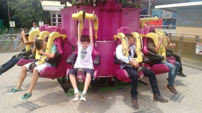 Costa Rica amusement park