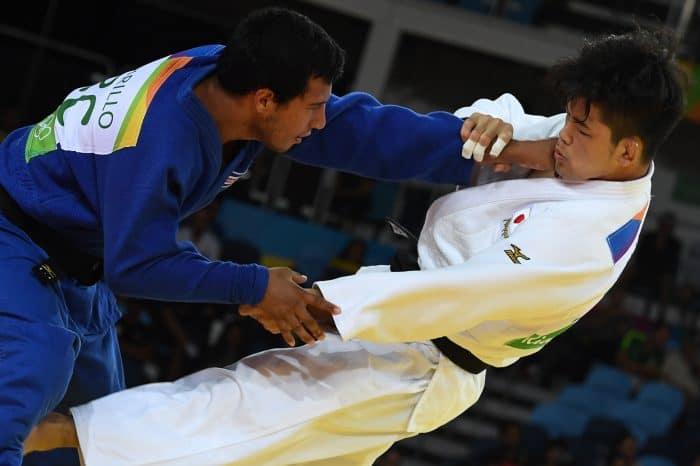 Miguel Murillo Costa Rica judo