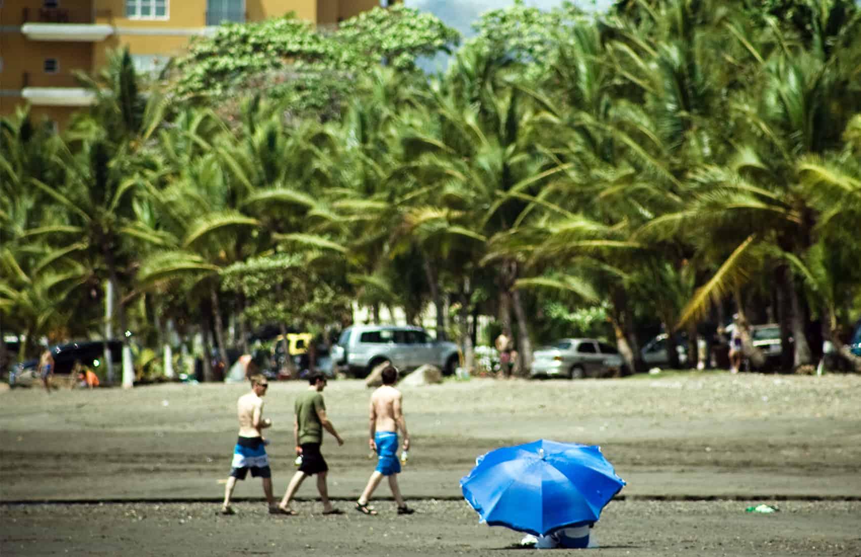 Jacó beach, Costa Rica.