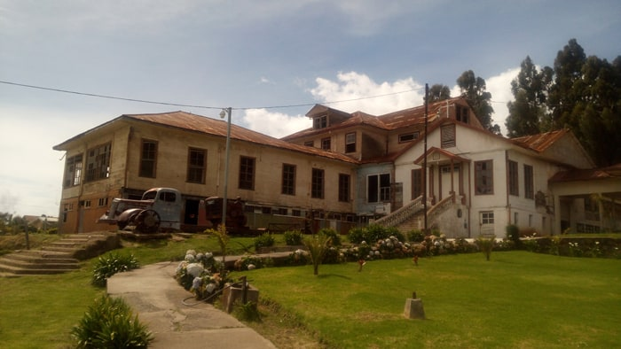 Sanatorio Durán: A haunted fixer-upper?