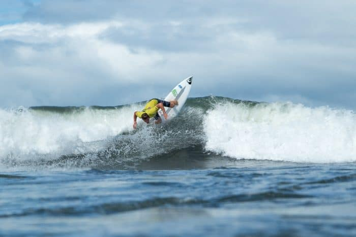 ISA World Surf Games Noe Mar McGonagle