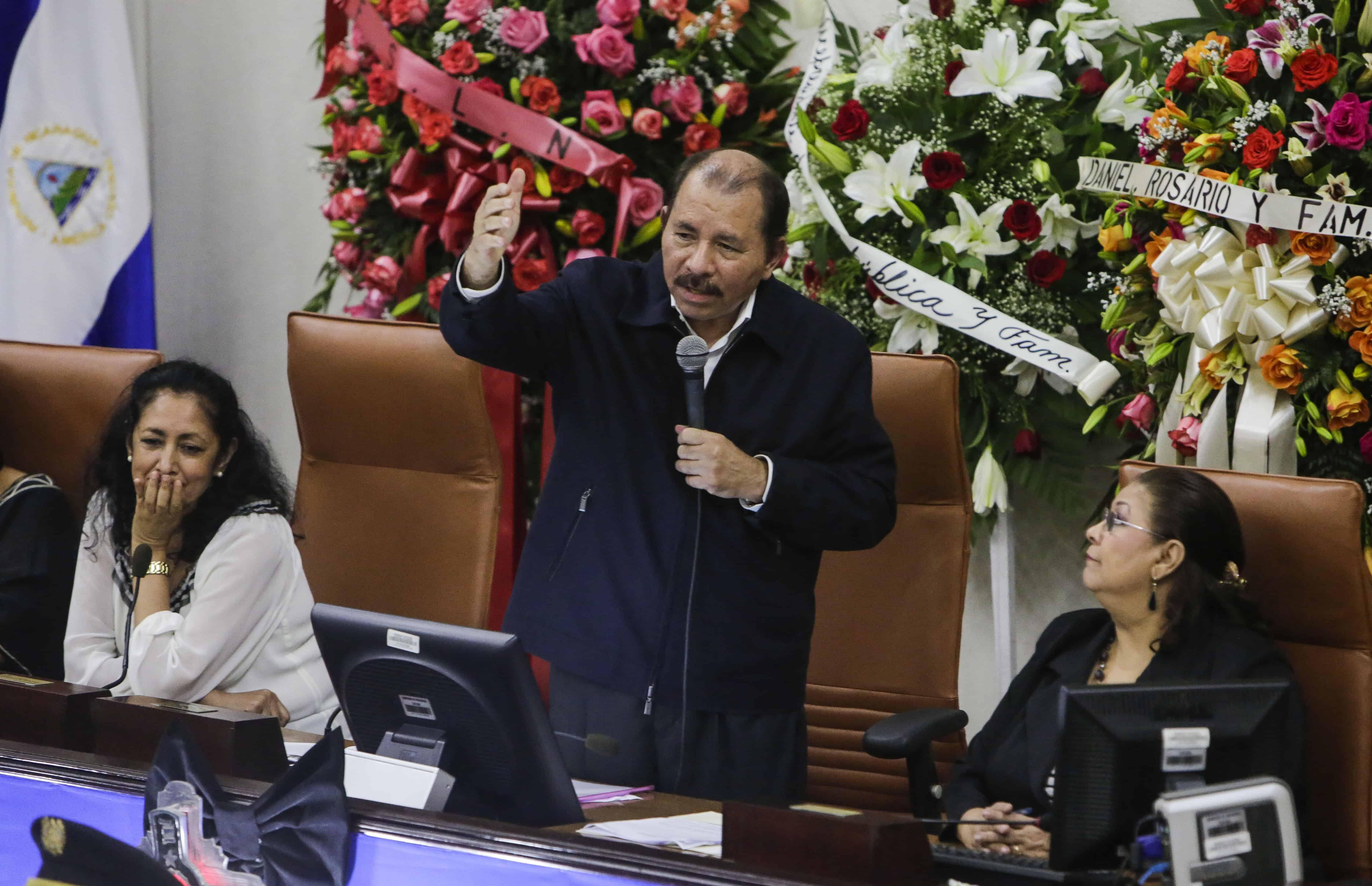 Nicaragua economic sanctions