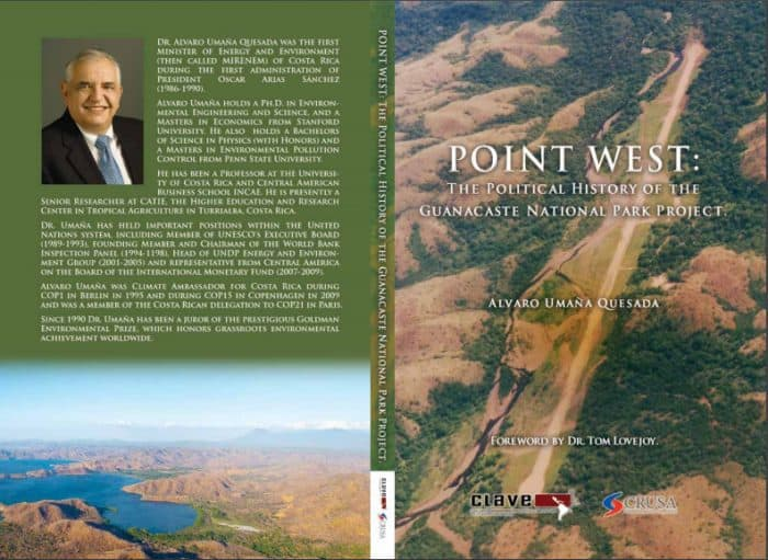 "The cover of ""Point West."""