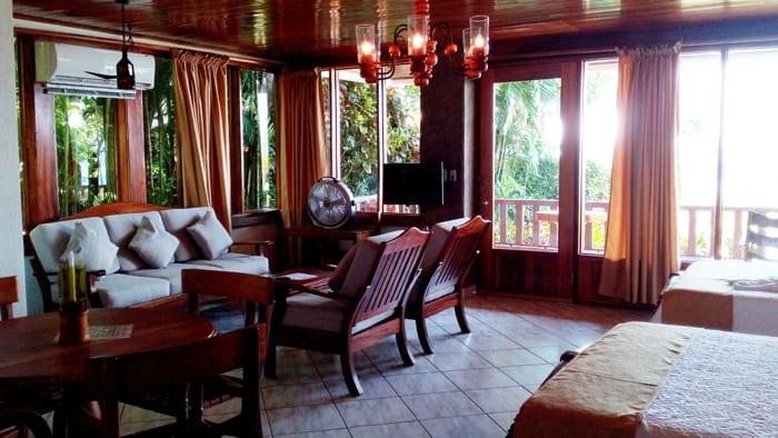 Room at Costa Verde.
