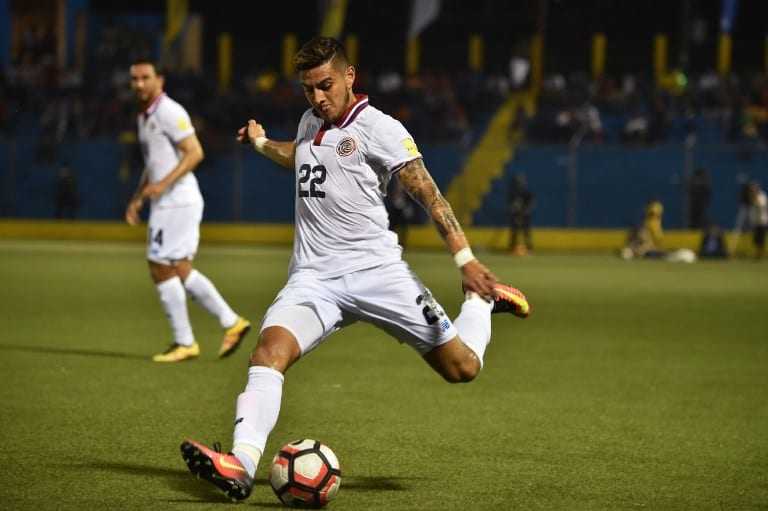 2438db12cd0 Young standout Ronald Matarrita will be joined by La Sele s usual stars as Costa  Rica s men s national team starts Hexagonal play on Nov. 11.