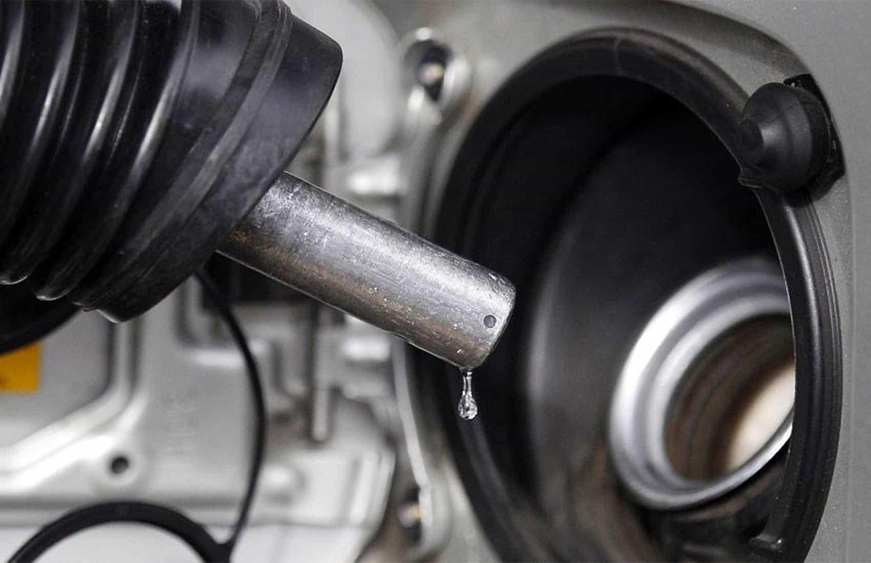 Fuel prices, gas pump