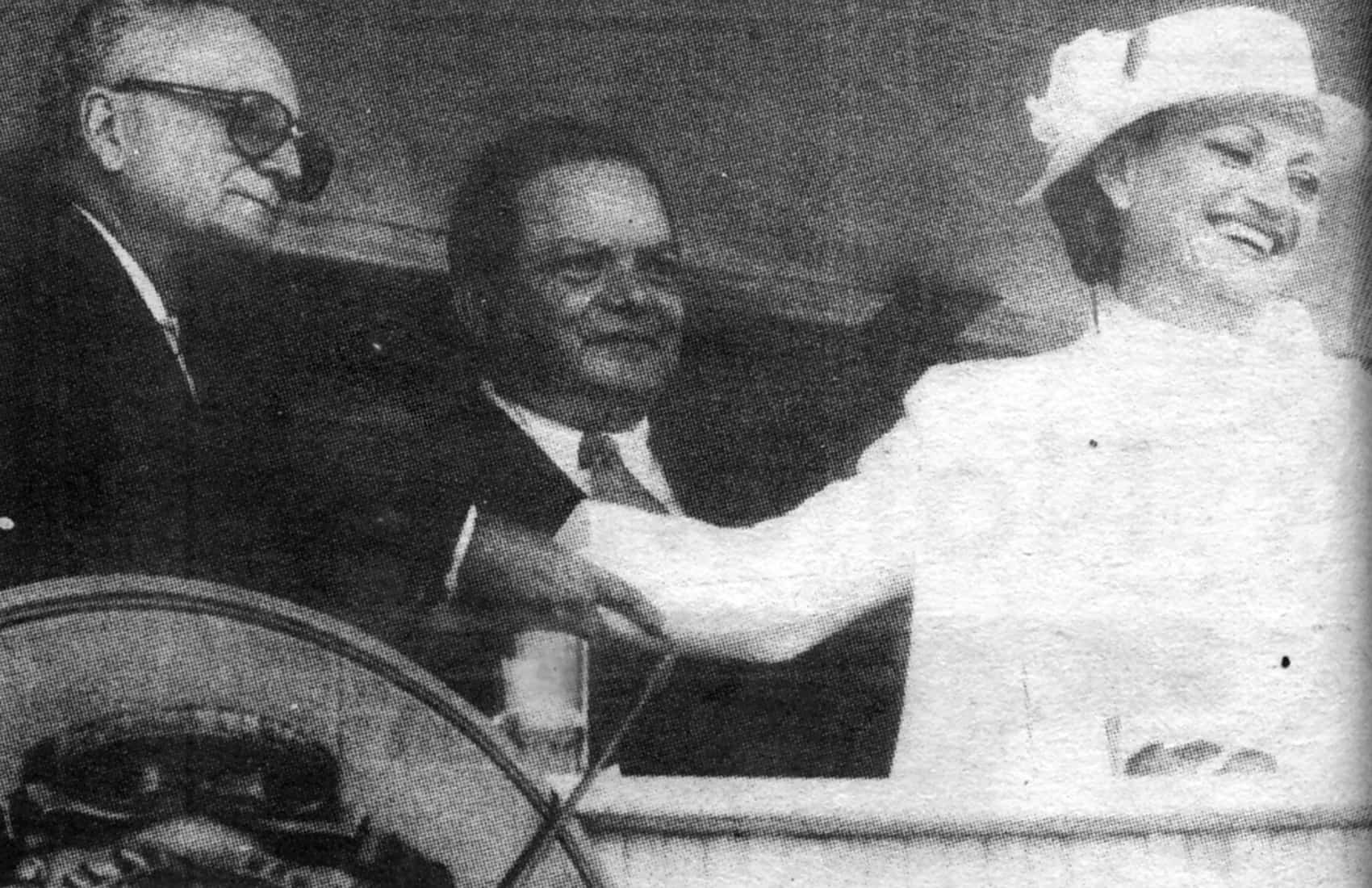 President Luis Alberto Monge Álvarez