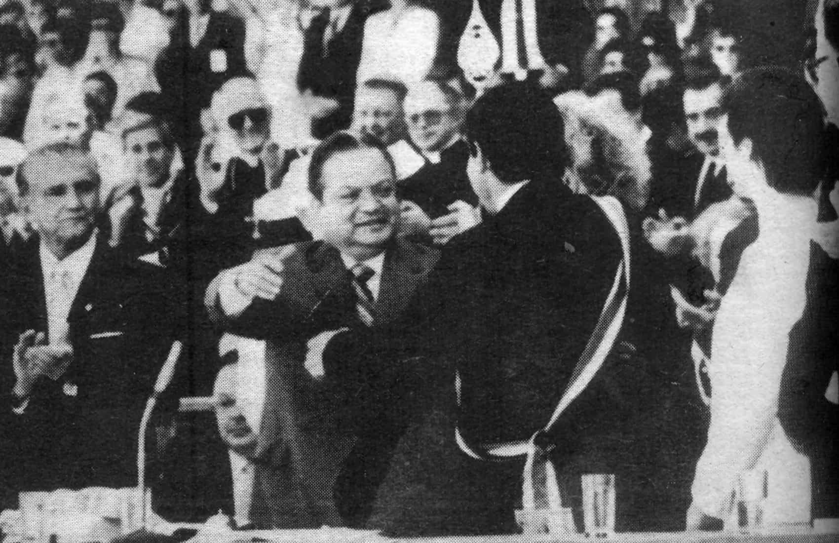 Presidents Luis Alberto Monge Álvarez, Óscar Arias Sánchez